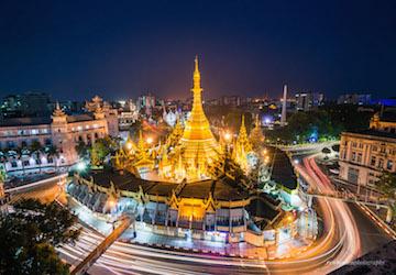 Yangon Stopover (3 Days)